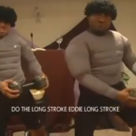 Eddie Long Stroke Dance