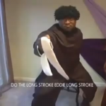 Eddie Long Stroke Dance