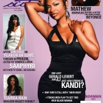 Kandi Burruss Covers November 2010 Sister2Sister
