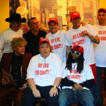 Lil Jon Sells Pizza for Celebrity Apprentice… [PHOTOS + VIDEO]
