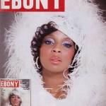 Mary J. Blige as Diana Ross EBONY