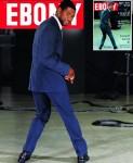 Usher Raymond as Sammy Davis Jr. EBONY