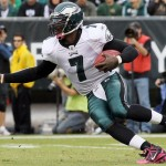 Eagles Coach Andy Reid Commits To Michael Vick