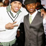 Newsflash! Chris Brown & Usher are NOT the Best of Friends…