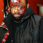 Rob the Barber as Terminator