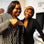 "Kandi Burruss Gets Emotional at ""Kandi Koated"" Listening Session…"