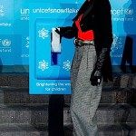 Quick Flix: Keri Hilson Flips the Switch for UNICEF [PHOTOS]