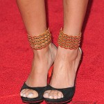 Keri Hilson AMA Shoes