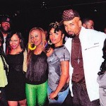 Mr. Luscious with Kandi Rasheed Tiny Toya