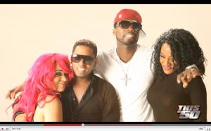 Bobby V 50 Cent Pinky