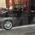 Michael Vick Buys Fiance' Kijafa Frink a Porsche for Her Birthday… [PHOTOS]