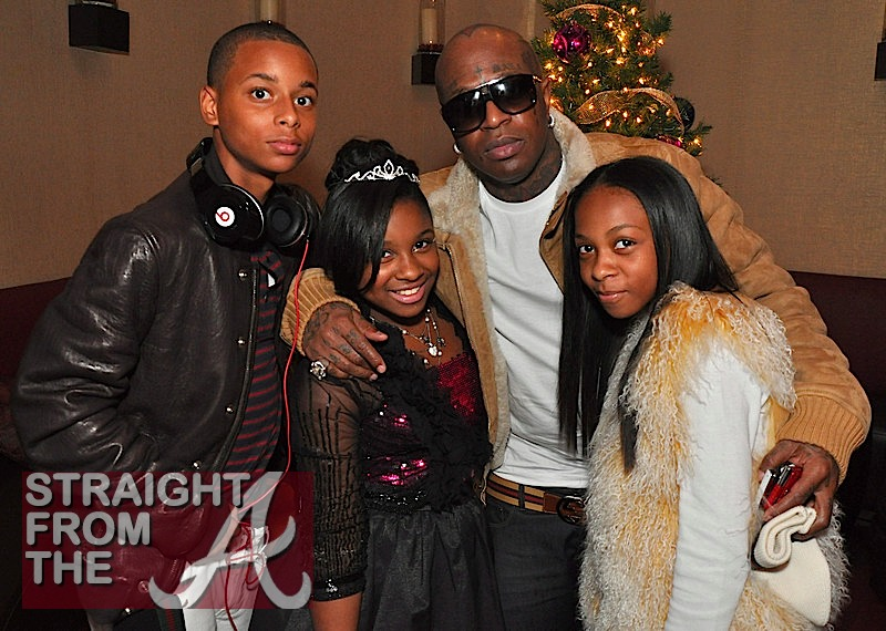 Birdman Family Straight From The A Sfta Atlanta