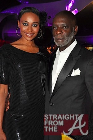 Cynthia Bailey & Peter Thomas2