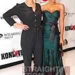 Keri Hilson and Kelly Rowland