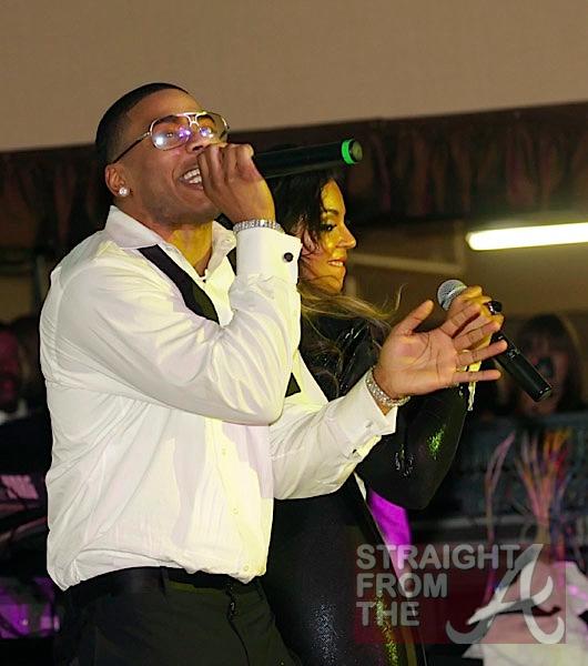 Nelly Ashanti2 Straight From The A Sfta Atlanta Entertainment Industry Gossip Amp News