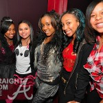 Reginae Zonnique and Friends