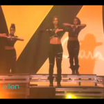 "Same Move, Different Day: Ciara Performs ""Gimme Dat"" on The Ellen Show [VIDEO]"