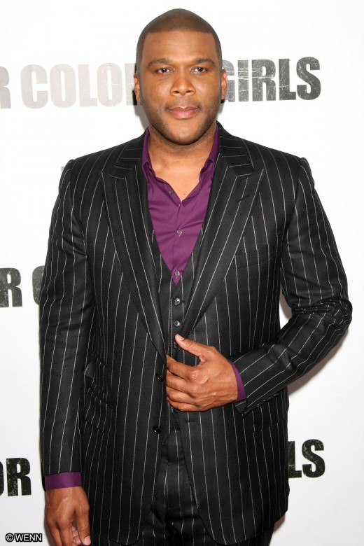 tyler perry girlfriend 2010. Movie mogul Tyler Perry is