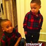 Monica's Sons Lil Rocko Romelo