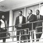 King Jesse Jackson Lorraine Motel Balcony