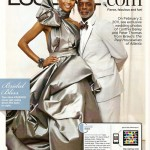 RHOA?s Cynthia Bailey & Peter Thomas Reveal Wedding Photo + Cynthia Answers a Few Questions…