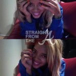 Angela Simmons Blonde