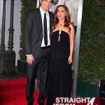 Ashton & Natalie Portman