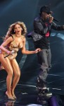 Beyonce Jay Z onstage