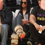 Check Her Footwork! Ciara's Furry Christian Louboutins…