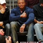 Dr.-Dre-at-the-Lakers-Game