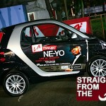 Neyos Smart Car on January 22, 2011 in Jakarta, Indonesia.