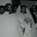 Martin Luther King Jr. Wedding