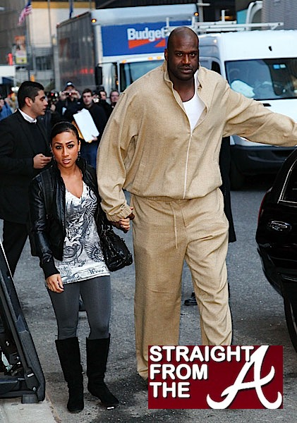 I personally like Shaq and Hoopz together (they looked like they had so much