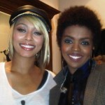 "Keri Hilson Will ""Never Be The Same"" After Meeting Lauryn Hill… [PHOTO]"