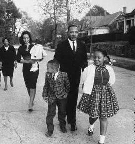 Martin Luther King Jr Children