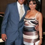 "Baby Bump Alert! Tia Mowry-Hardrict of ""The Game"" [BET Launch Party Photos]"
