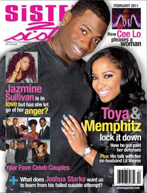 "pictures of toya carter and memphitz. Antonia ""Toya"" Carter and her"
