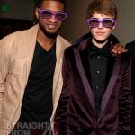 Usher & Justin Bieber