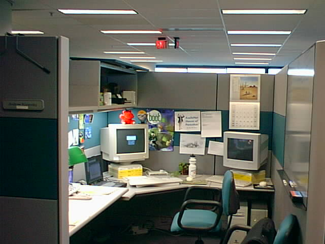 County employee worked herself to death in her cubicle for Decorating my office at work on a budget