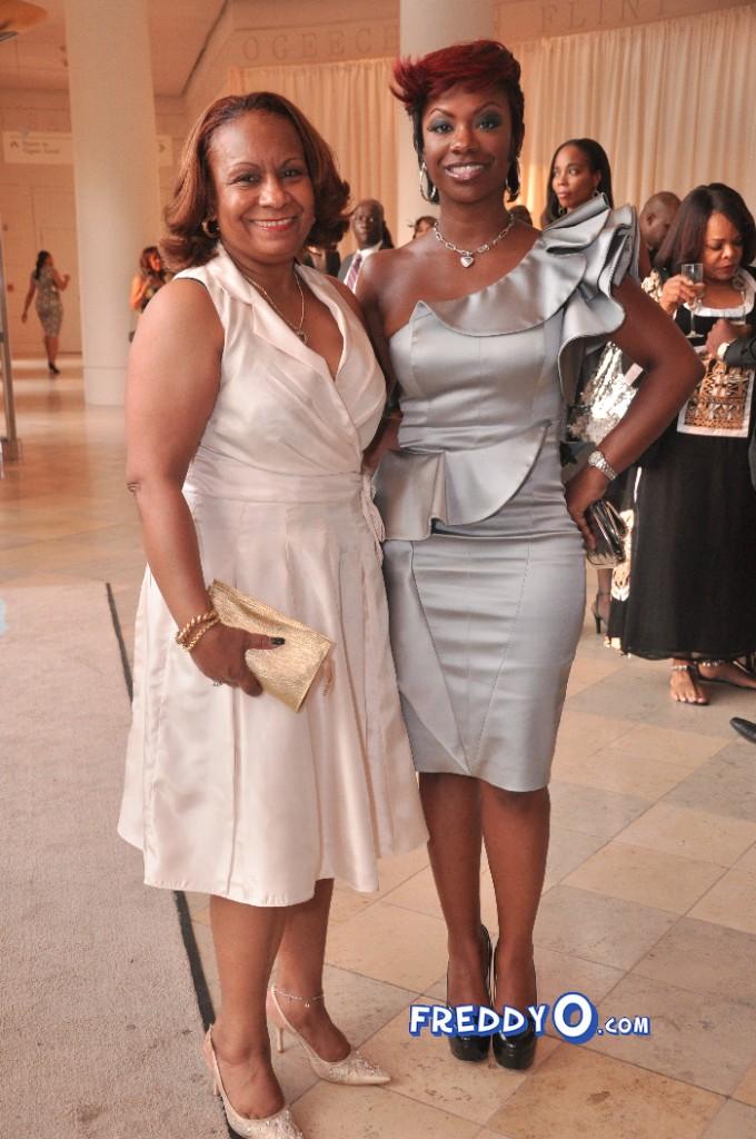 Kandi Burruss & Mom
