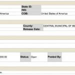 Santana Arrest Report 2