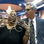 Atlanta Woman Grows Nails to Meet Oprah
