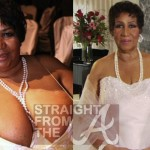 Aretha Franklin Before & AFter