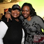 jennifer Lester (Big Kidz Foundation) & ATLien (Michelle Brown)