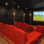 Kim Zolciak Home (Theatre)