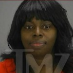 Mugshot Mania ~ Angie Stone is a Speed Demon with No Driver?s License?
