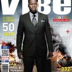 "Curtis ""50 Cent"" Jackson Talks Ciara & Chelsea Handler in VIBE [PHOTOS]"