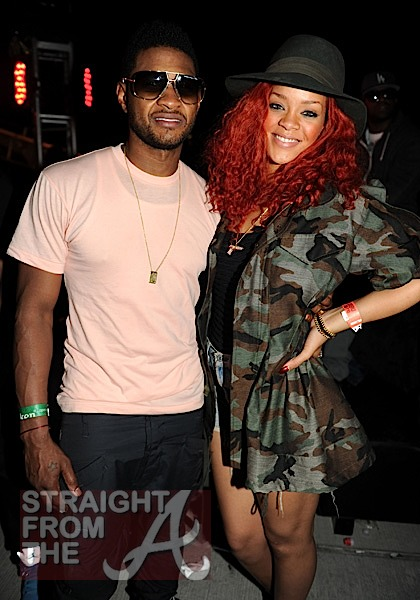 beyonce and usher relationship problems