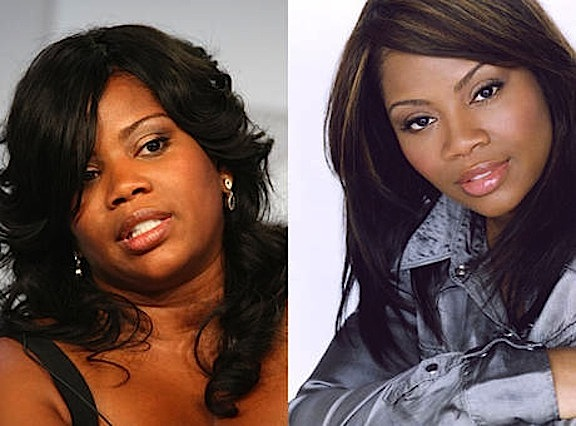 Before After Rhoa Alum Deshawn Snow Drops 30 Lbs After Divorce