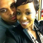Monica and Shannon Brown